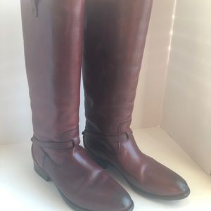 Frye riding boots 👢